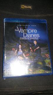 Diarios De Vampiros Temporada 3