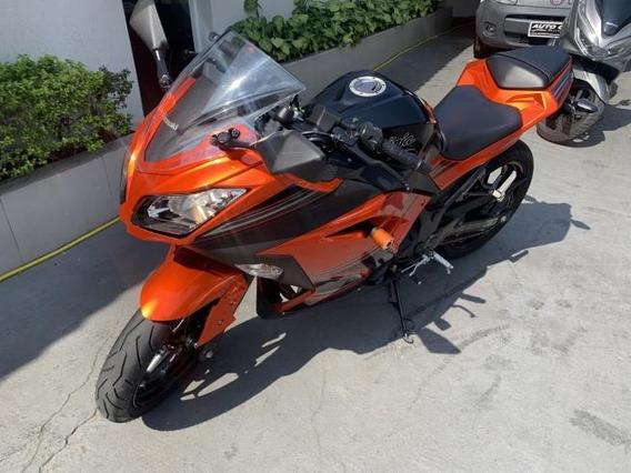 Kawasaki Ninja 300 Ano 2014