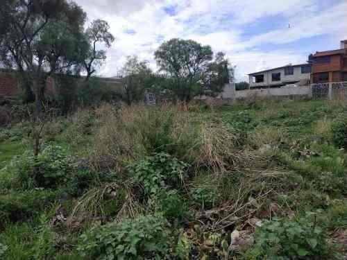 Terreno En Venta Muy Cerca Del Centro De Milpa Alta