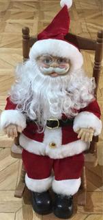 Santa Claus Musical. Adorno Navideño