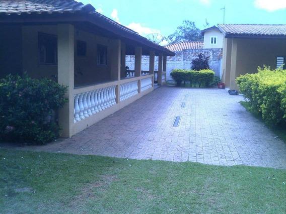 Chácara Residencial À Venda, Jardim Boa Vista, Hortolândia. - Ch0283