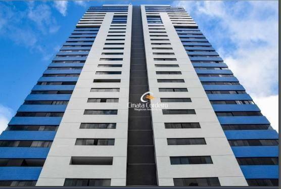 Apartamento Com 4 Dormitórios À Venda, 285 M² Por R$ 1.000.000,00 - Miramar - João Pessoa/pb - Ap2491