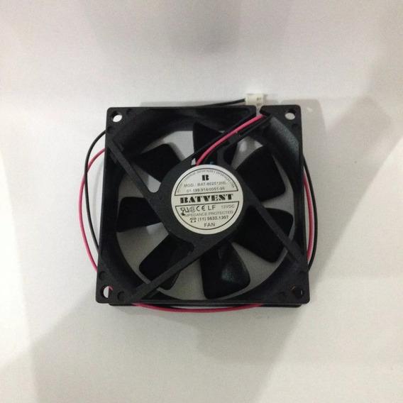 Kit 3 Cooler Ventoinha Batvent Bat-802512hl Bat802512hl