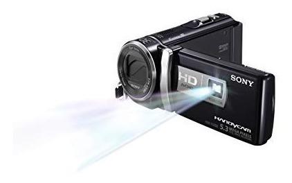 Imperdível! Filmadora Sony Hdr-pj200 Com Projetor! Perfeita!
