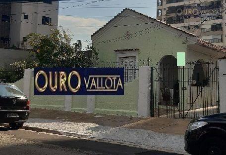 Terreno À Venda, 500 M² Por R$ 2.100.000 - Jardim Anália Franco - São Paulo/sp - Te0270