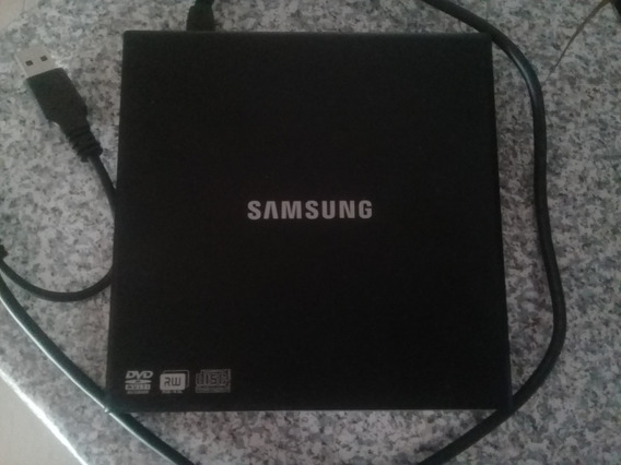 Lector Cd Samsung Unidad Externa Lector Y Grabadora Cd/dvd
