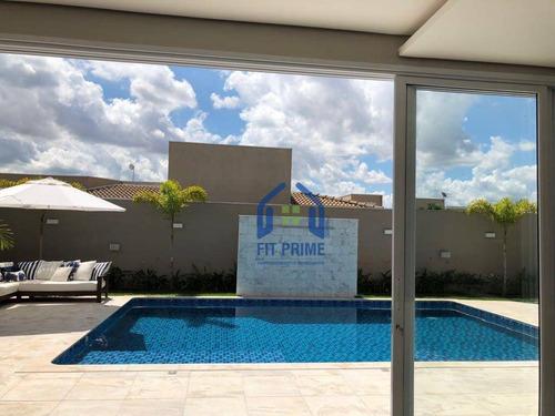 Casa Com 3 Dormitórios À Venda, 375 M² Por R$ 1.800.000,00 - Jardim Vista Alegre - São José Do Rio Preto/sp - Ca1839