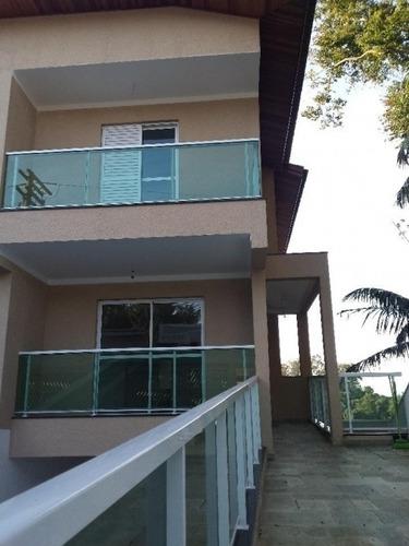 Imagem 1 de 15 de Sobrado Para Venda No Parque Monte Alegre - 2268