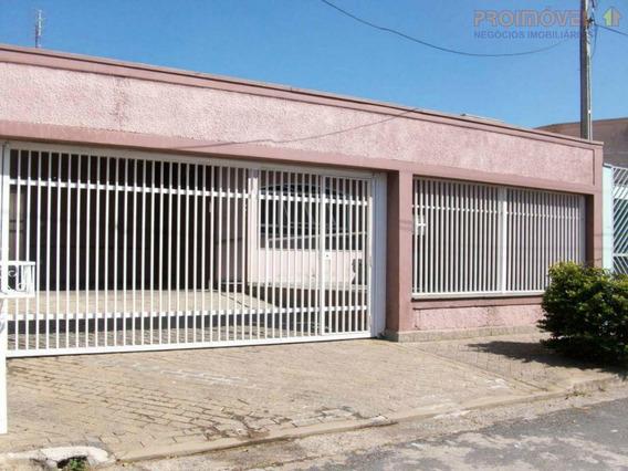 Casa Residencial À Venda, Parque Residencial Presidente Médici, Itu. - Ca0483