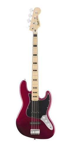 Imagen 1 de 3 de Bajo Squier Jazz Bass Vintage Modified 70s Car 030-6702-509