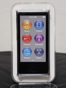 iPod Nano 7 Geração 16gb Cinza Espacial Seminovo + Case