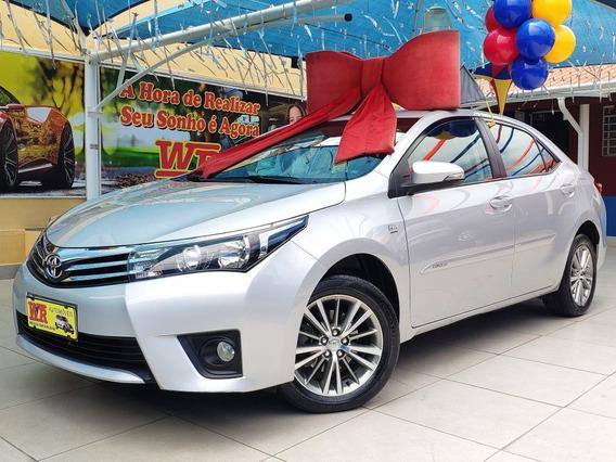 Toyota Corolla 2015 Xei 2.0 Flex Automático