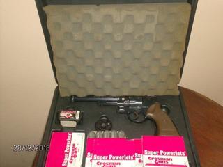 Funda Flower 4.5 Revolver Marca Daisy