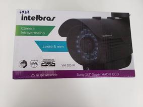 Câmera Infravermelho Vm325ir Intelbrás