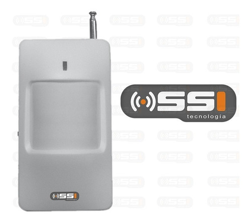 Imagen 1 de 3 de Sensor De Movimiento Inalambrico Para Alarma De Casa Lbf