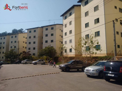 Apartamento Residencial Para Locação, Laranjeiras, Caieiras. - Ap0494