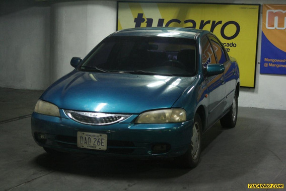 Ford Laser Automatico