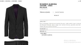 Blazer Ricardo Almeida Office