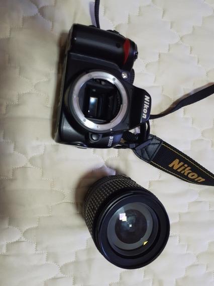 Nikon D3000 Usada