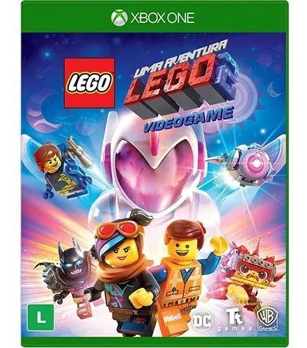 Jogo Xbox One Infantil Uma Aventura Lego 2 - Mídia Física