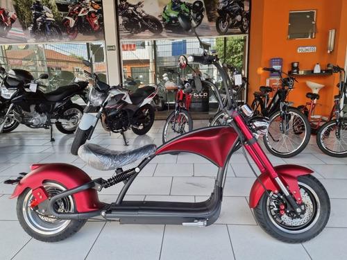 Patinete Moto Scooter Elétrica Gloov P1-r