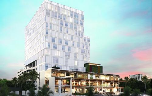 Imagen 1 de 11 de Oficina Nueva En Venta Ubicado En Zona Céntrica De Cancún. Modelo.  O-1311