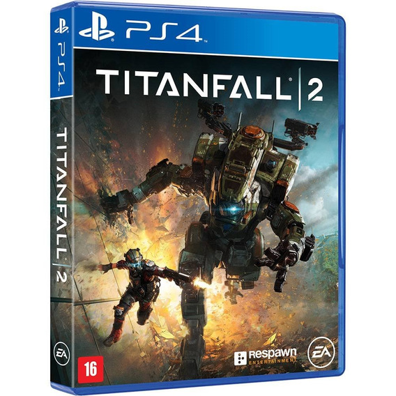 Titanfall 2 Ps4 Playstation Mídia Física Nota Fiscal