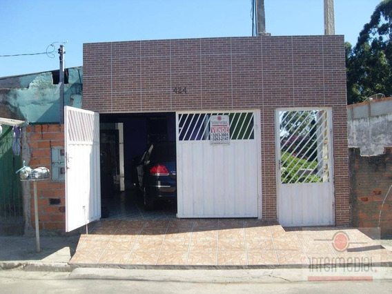 Casa Residencial À Venda, Vila Ginasial, Boituva. - Ca0946