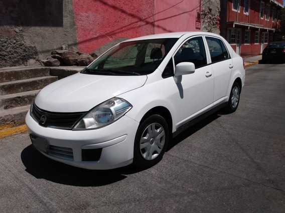 Nissan Tiida Confort 2012