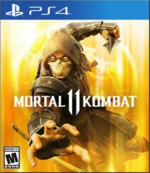 Mortal Kombat 11 Pt-br Digital 1ª Psn