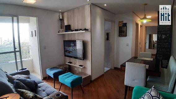 Apartamento À Venda, 52 M² Por R$ 320.000,00 - Vila Das Mercês - São Paulo/sp - Ap2344