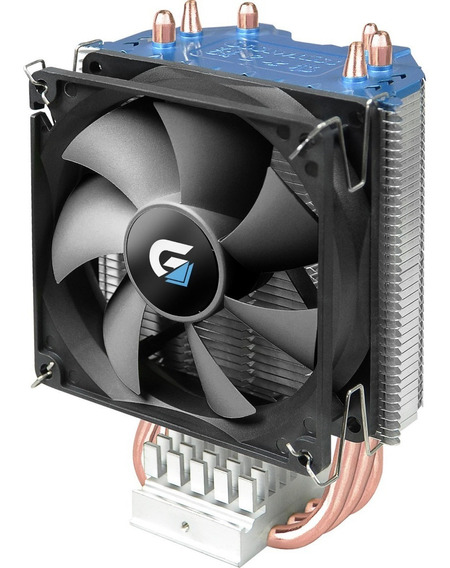 Cooler Para Cpu Gamer Air4 Preto | Fortrek