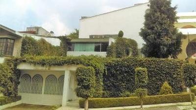 Casa Habitación En Venta En Jardines De La Montaña, Cdmx