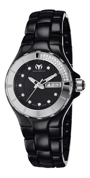 Reloj Technomarine Cruise Diamonds 110027c