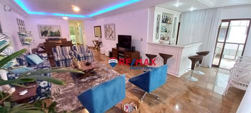 Imagem 1 de 30 de Apartamento À Venda, 168 M² Por R$ 750.000,00 - Enseada Guaruja - Guarujá/sp - Ap3370