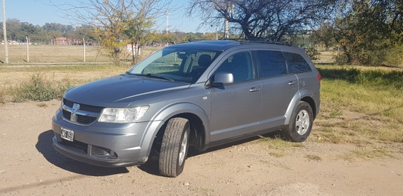 Dodge Journey 2011 2.4 Sxt Atx (3 Filas)