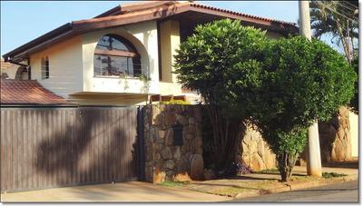 Casa Em Parque Taquaral, Campinas/sp De 393m² 5 Quartos À Venda Por R$ 1.180.000,00 - Ca210828