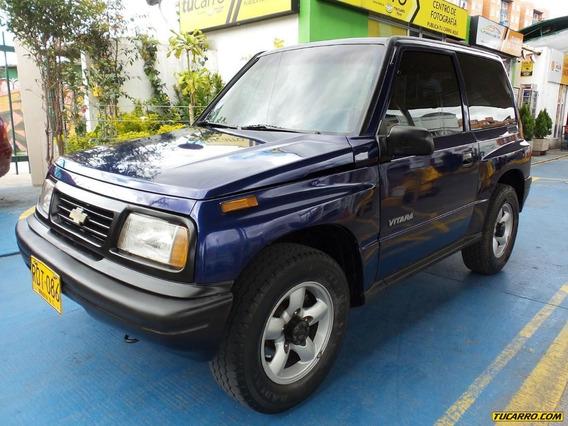 Chevrolet Vitara 1.6cc 3p 4x4 A.a