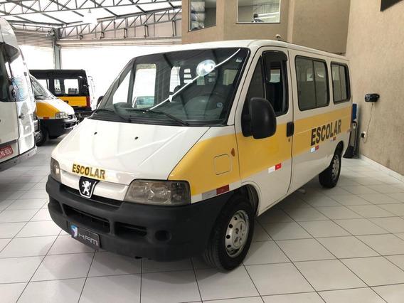 Peugeot Boxer Minibus 2006 Escolar 16 Lug