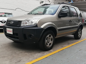 Ford Ecosport 1.6 Xl Plus Mp3 4x2 Taraborelli Usados Palermo