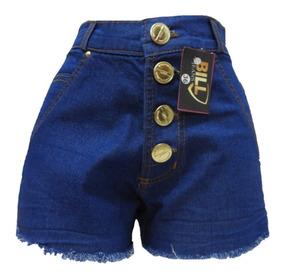 06 Shorts Jeans Feminino Hot Pant Atacado Pra Revenda Barato