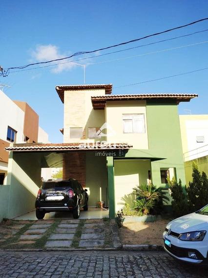 Casa Em Condominio - Nova Parnamirim - Ref: 7934 - V-819998