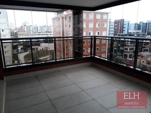 Apartamento Com 4 Dormitórios À Venda, 210 M² Por R$ 2.850.000,00 - Vila Mariana - São Paulo/sp - Ap0019