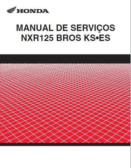 Manual De Serviço Nxr 125 Bros-ks-es Pdf