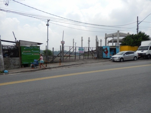 Aluguel Terreno Taboão Da Serra Brasil - 512-a