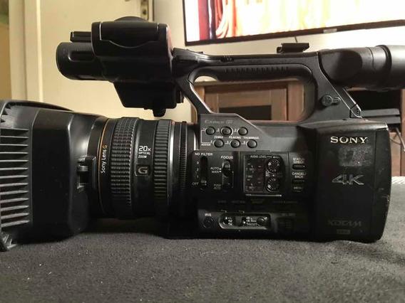 Câmera De Vídeo Sony Pxw Z100 4k