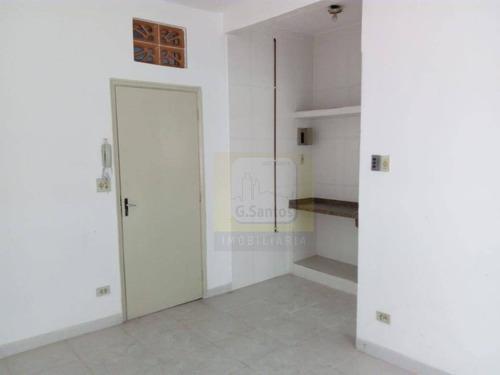 Imagem 1 de 11 de Kitnet Com 1 Dormitório À Venda, 30 M² Por R$ 109.000 - Boqueirão - Praia Grande/sp - Kn0020