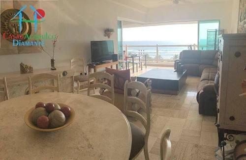 Cad Tulum 701. Amueblado. De Playa. Terraza Con Vista Al Mar