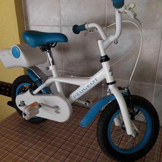 Bicicleta Peugeot Rodado 12 Cj71
