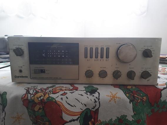 Amplificador Gradiente Mod 246